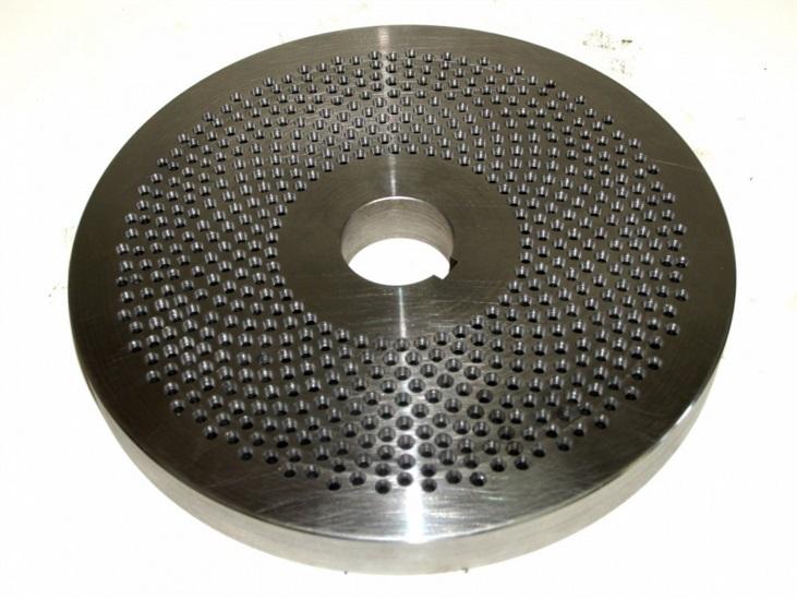 Изготовление матрицы для грануляторов своими руками